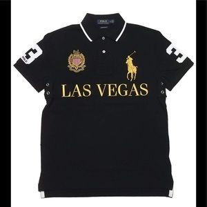 Polo Ralph Lauren Las Vegas Custom Slim Fit Shirt
